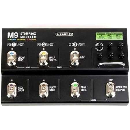 Line 6 ストンプボックスモデラー Stompbox Modeler M9