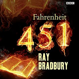 Couverture de Fahrenheit 451 (Dramatised)