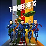 Ost-Original Soundtrack TV: Thunderbirds Are Go Vol.2 (Audio CD)