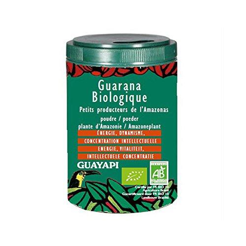 Guayapi Guarana Biologique Poudre 50g