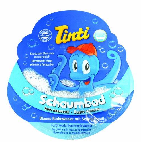 Tinti Bain Moussant Individuel Bleu 20 ml