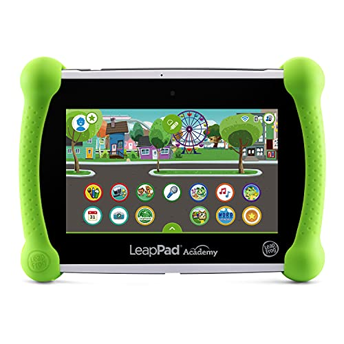 LeapFrog LeapPad Academy Kids? Learning Tablet, Green