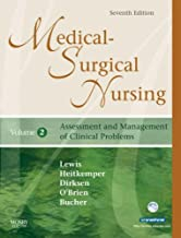 Medical-Surgical Nursing: Assessment and Management of Clinical Problems, 7th Edition (2 Volume Set)
