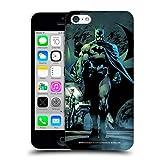 Head Case Designs Licenciado Oficialmente Batman DC Comics Silencio Catwoman Disfraces icónicos Carcasa rígida Compatible con Apple iPhone 5c