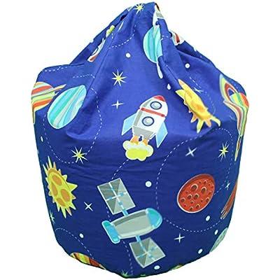 Cool Cheap Better Dreams Childrens Bean Bag Blue Space Rocket Unemploymentrelief Wooden Chair Designs For Living Room Unemploymentrelieforg