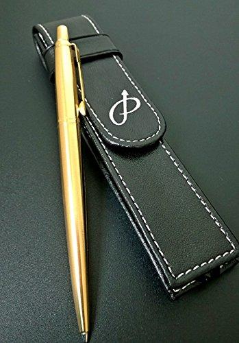 Genuine 24K placcato oro a sfera Parker Jotter scrittura penna sacchetto regalo di 24ct metal