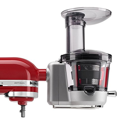 KitchenAid RKSM1JA (Renewed) Juicer or Juice Extractor and Sauce Attachment for Stand Mixer