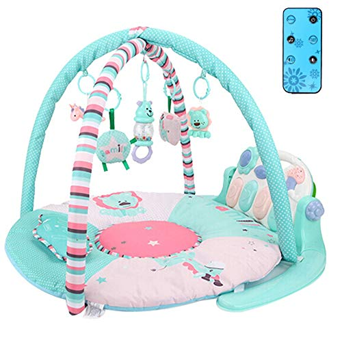 Purchase Baby Kick'n Play Piano Gym Toys Children's Musical Toys- Baby Gym Play Mat Baby Pedal Piano...
