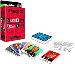 Licensed 2 Play Fake News/Real News Card Game