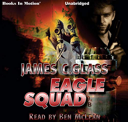 Eagle Squad audiobook cover art