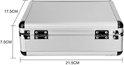 Amazon.com: Caja de almacenamiento transparente de plástico ...