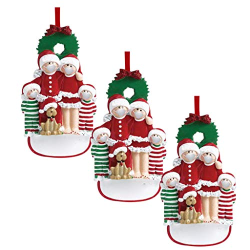Decorative Pendant DIY Personalized Home Decorations 2020 Christmas Holiday Decorations Home & Garden Decoration & Hangs Christmas for Faclot