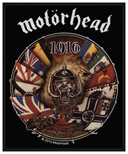 Motörhead - Aufnäher Patch - 1916 8x10cm