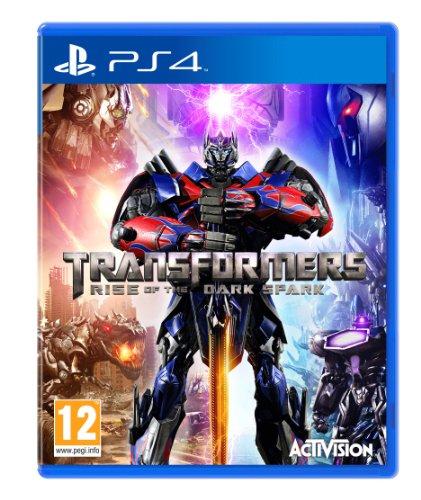 Transformers: Rise Of The Dark Spark [Importación Inglesa]