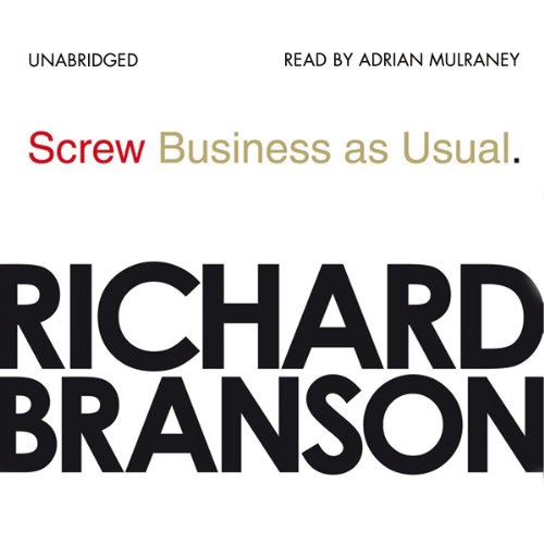 Screw Business as Usual cover art