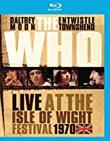 Live at the Iow Festival 1970 [Blu-ray]