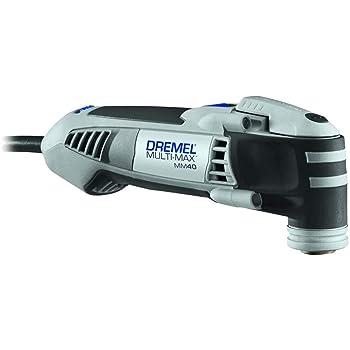 Dremel Multi-Max 2.5Amp Quick Lock Oscillating Tool Kit Certified Refurbished