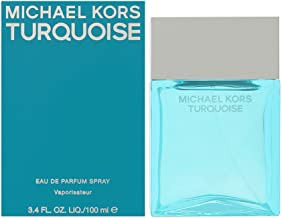 MICHAEL KORS Michael kors turquoise women's edp spray, 3.4 ounce, 3.4 Fluid Ounce