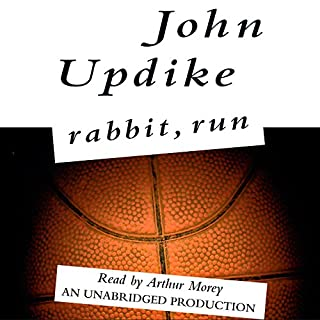 Rabbit, Run audiobook cover art