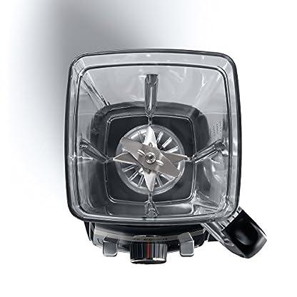 Bosch-MMBH6P6BDE-Vitaboost-Standmixer-1600-W-6-Programme-ideal-fuer-grosse-Portionen-6-Klingen-Edelstahlmesser-Stoessel-mit-Rezeptbuch-45000-MotorumdrehungenMin-schwarz