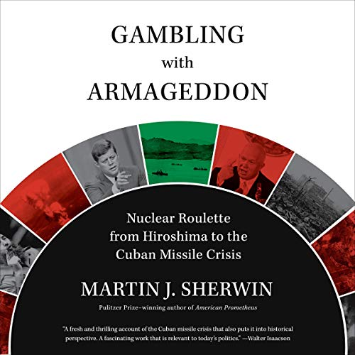 Couverture de Gambling with Armageddon
