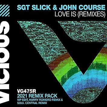 Love Is (Remixes)