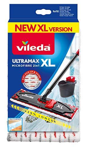Vileda Ultramax Power Nachfüllpack für Waschbürsten, Größe XL