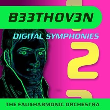Beethoven Digital Symphonies - No. 1 & 2