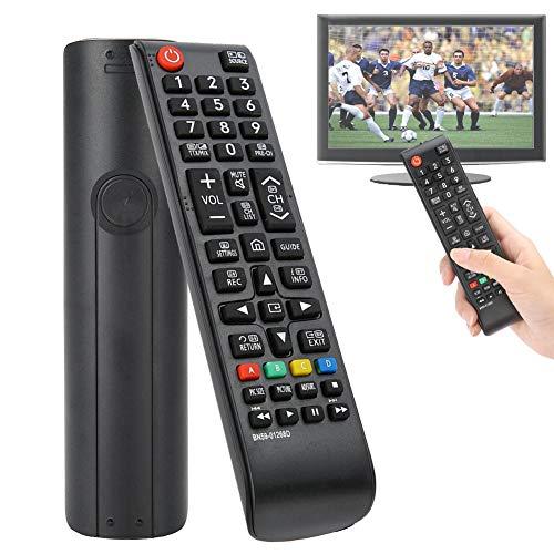 Intelligente Fernbedienung für Samsung Fernseher, Abriebfeste und Langlebige Hochwertige Ersatzfernbedienung für Samsung Fernseher BN59-01268D mit Hohe Leistung und Geringer Energieverbrauch