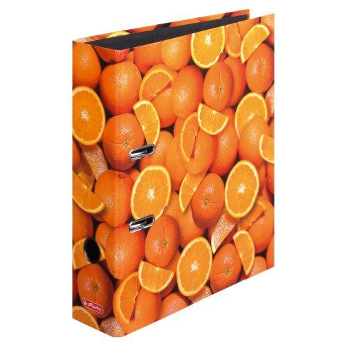 Ordner A4 8 cm Orange