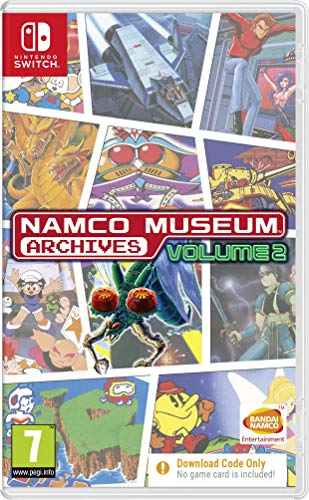 Namco Museum Archives Volume 2 Switch