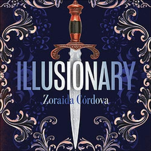 Illusionary cover art