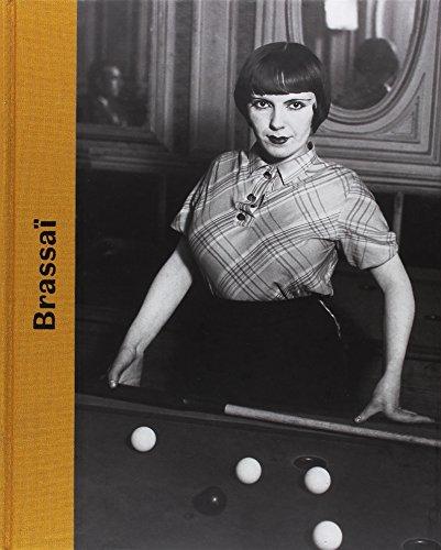 Brassaï (CATALOGO DE EXPOSICION)