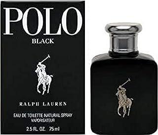 Ralph Lauren Polo Black for Men 2.5 oz Eau de Toilette Spray