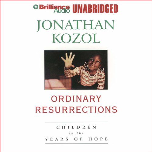 Ordinary Resurrections cover art