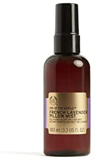 The Body Shop French Lavender Pillow Mist, 100 milliliters