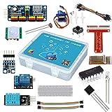 KOOKYE IoT Starter Kit Internet of Things for Raspberry Pi 2 / 3 B B+ (16 items)