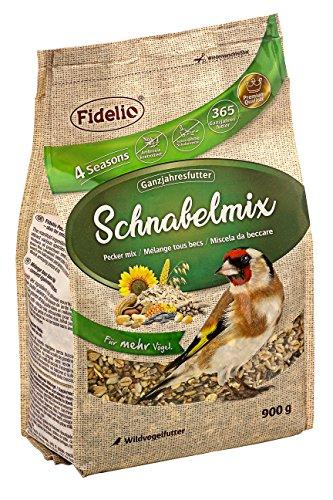 Fidelio Schnabelmix, 5er Pack (5 x 950 g)