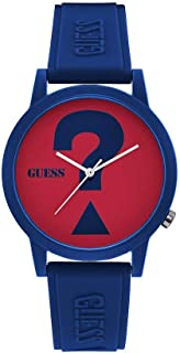 Guess Unisex Adult V1041 Watch Blue