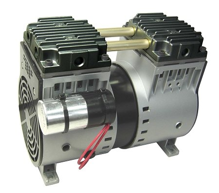 EasyPro 1/2 HP Rocking Piston Pond Aerator Air Compressor 115 Volt ERP50