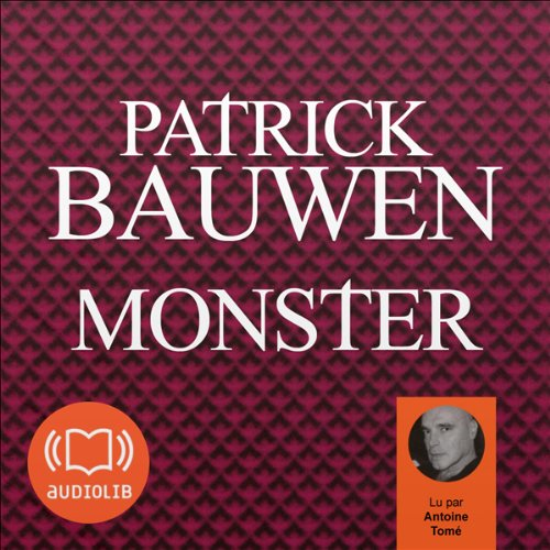 Couverture de Monster (Paul Becker 1)