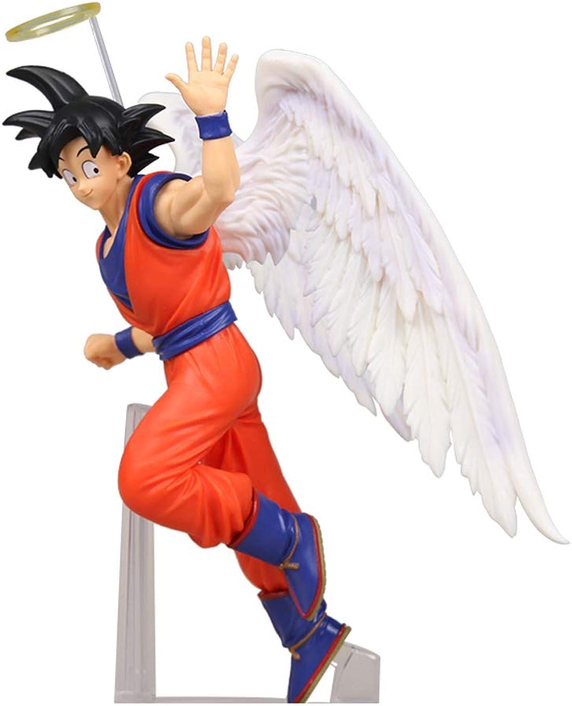 salida RMJAI Estatua Estatua Estatua de Juguete del Mono del Rey con la colección de Juguetes de Regalo de Wings Crafts (16 cm) Modelo Anime