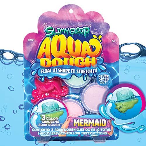 Aqua Dough Mermaid by Horizon Group USA, Create Your Own Water Toys That...