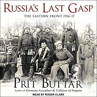 Russia's Last Gasp: The Eastern Front 1916–17 cover art