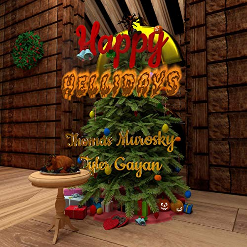 Happy Hellidays audiobook cover art