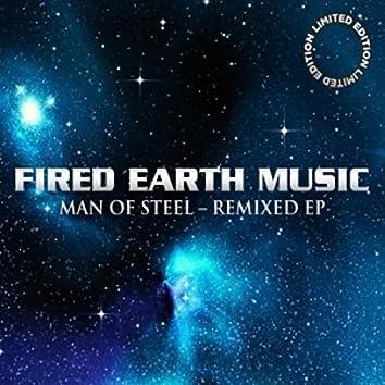 Man Of Steel Remixed E.P. (Original Soundtrack)