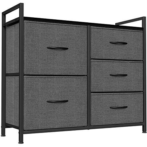 Wood Storage Drawer Units