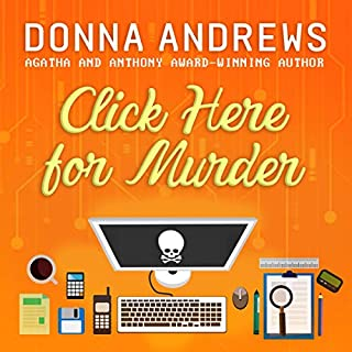 Click Here for Murder cover art