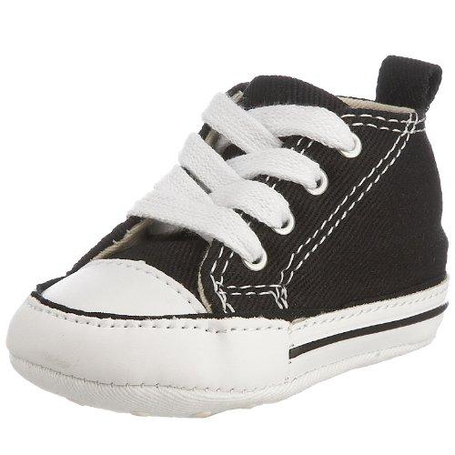 Converse Converse ?First Star Cvs? Unisex-Kinderturnschuhe , - Schwarz (Black) - Größe: 19 EU