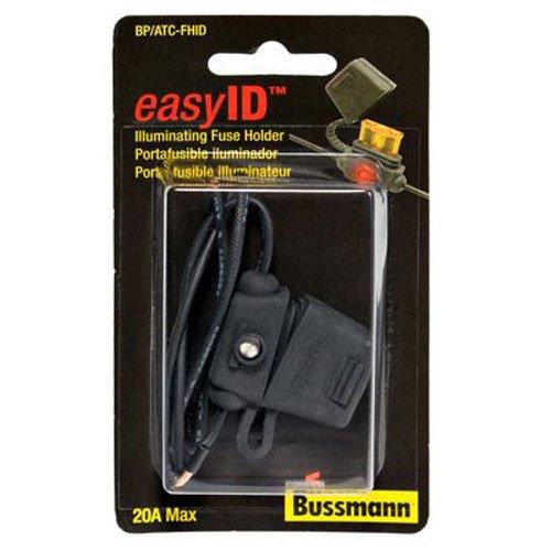 Bussmann BP/ATC-FHID easyID Inline Fuse Holder